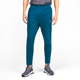 Reactive Trackster Men's Training Pants, Gibraltar Sea, small-IND