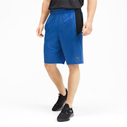 Reactive Drirelease Men's Shorts, Galaxy Blue-Puma Black, small