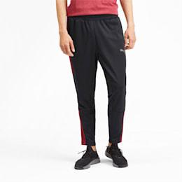 PUMA Blaster Men's Pants, Puma Black-Rhubarb, small