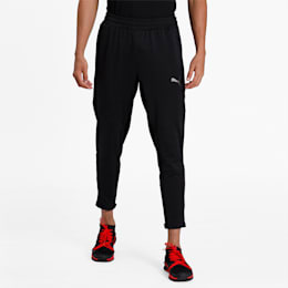 Blaster Woven Men's Training Pants, Puma Black, small-IND