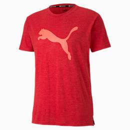 T-Shirt Heather Cat Training pour homme