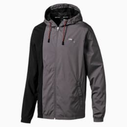 Collective Woven Hooded Men's Training Jacket