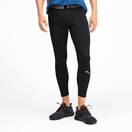 BND 7/8 Men's Training Tights, Puma Black, small-SEA