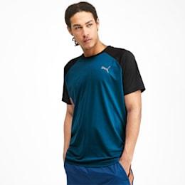 Collective Loud Herren T-Shirt, Gibraltar Sea-Puma Black, small