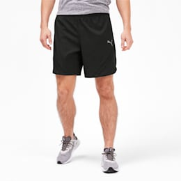 Last Lap Woven 2 in 1 Men's Running Shorts, Puma Black, small-IND