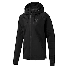 Rave Protect Hooded Men's Training Jacket