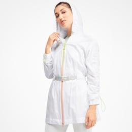 PUMA x SELENA GOMEZ Hooded Women's Jacket, Puma White, small