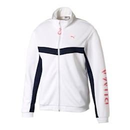フィール イット ウィメンズ トレーニング ジャケット, Puma White, small-JPN
