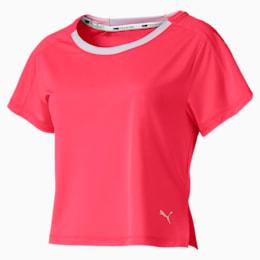 BE BOLD ロゴグラフィック SS ウィメンズ トレーニング Tシャツ 半袖