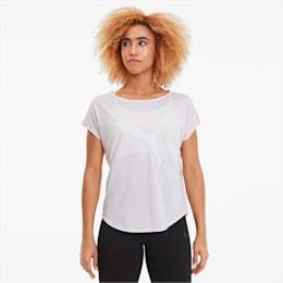 スタジオ SS ウィメンズ トレーニング メッシュ キャット Tシャツ 半袖