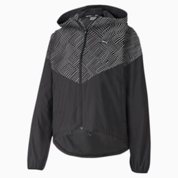 Last Lap Hooded Women's Running Jacket
