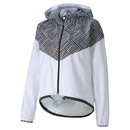 Last Lap Hooded Jacket, Puma White-Puma Black, small-IND