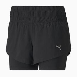 Shorts da training da donna Last Lap 2-in-1