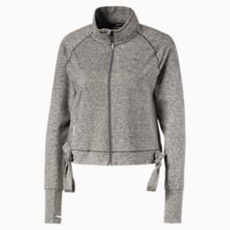 Studio Adjustable Knitted Women's Training Jacket