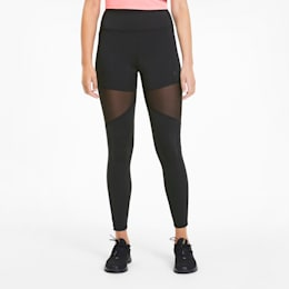 Be Bold THERMO R+ Women's Training Tights, Puma Black, small-SEA