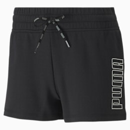 Feel It Damen Training Gestrickte Shorts