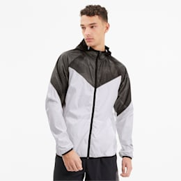 Last Lap Graphic Jacket, Puma White, small-IND
