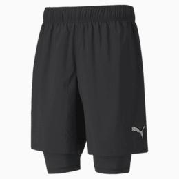 """Last Lap 2-in-1 7"""" Men's Running Shorts"""