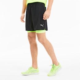 Last Lap 2-in-1 Men's Running Shorts