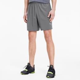 "Runner ID 7"" Men's Shorts, CASTLEROCK, small"