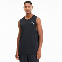 Power Thermo R+ Men's Training Tank, Puma Black, small