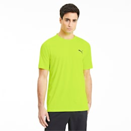 Power Thermo R+ Tee, Yellow Alert, small-IND