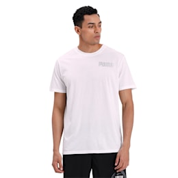 Collective Triblend Tee, Puma White, small-IND