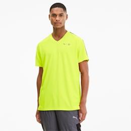Camiseta de entrenamiento PUMA x FIRST MILE para hombre, Yellow Alert, pequeño