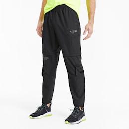 PUMA x FIRST MILE Men's 2-in-1 Training Pants, Puma Black, small