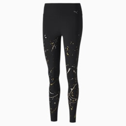 Metal Splash Splatter Women's Training Tights