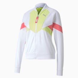 Last Lap Tricot Women's Track Jacket