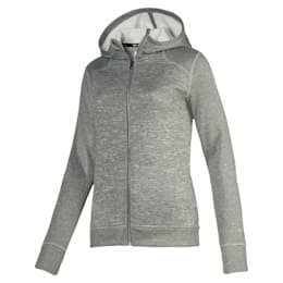 After Glow Fleece Full Zip Women's Hoodie