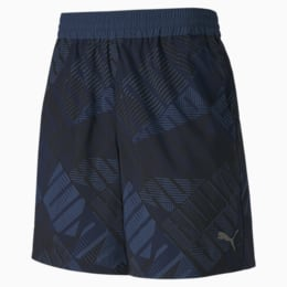 All-Over Print Woven Men's Training Shorts