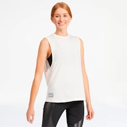 AL x PUMA Women's Tank, Whisper White, small