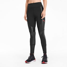 PUMA x ADRIANA LIMA-tights til kvinder, Puma Black, small
