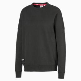 PUMA x ADRIANA LIMA-sweater med rund hals til kvinder