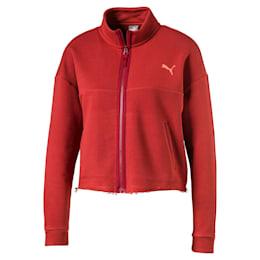 Women's Sweat Jacket, Bossa Nova, small