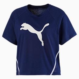 PUMA x PAMELA REIF Boxy Damen T-Shirt