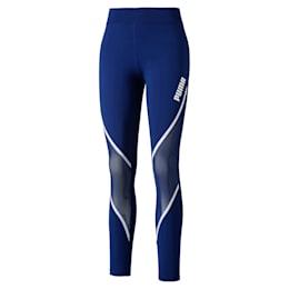 PUMA x PAMELA REIF legging voor dames, Blue Depths, small