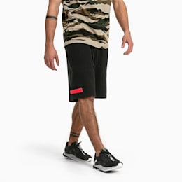 Shorts de chándal para hombre PUMA x MAGIC FOX Knitted, Puma Black, small