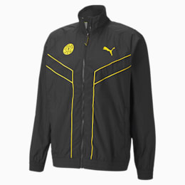 PUMA x GOLD'S GYM Gewebte dryCELL Trainingsjacke