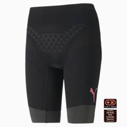 Krótkie damskie legginsy do biegania PUMA by X-BIONIC Twyce