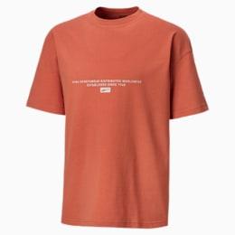 T-shirt Boxy para homem