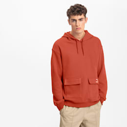 Camisola com capuz Utility para homem, Autumn Glaze, small