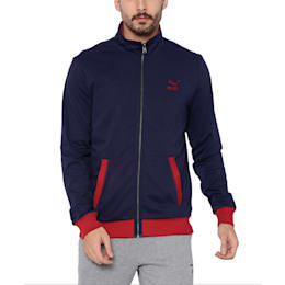 Mens Reversible Sweat Jacket