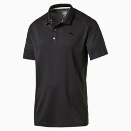 Golf Pounce Polo, black, small-IND