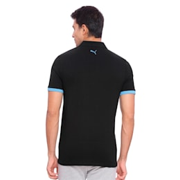 ILP SOLID POLO, black, small-IND