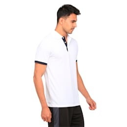 ILP SOLID POLO, white, small-IND