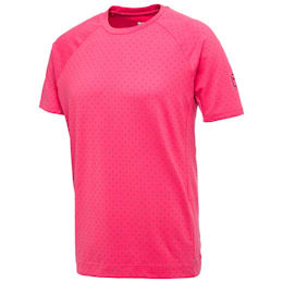 PUMA x STAPLE T-Shirt, Paradise Pink, small-IND