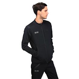 MERCEDES AMG PETRONAS Men's T7 Sweat Jacket, Puma Black, small-IND